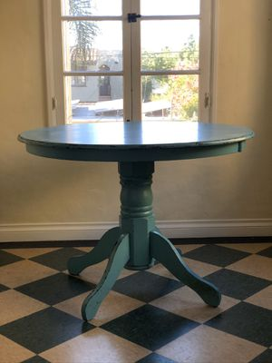 Turquoise Breakfast Table for Sale in Los Angeles, CA