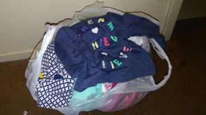 Baby girl bundle clothes for Sale in Sanger, CA