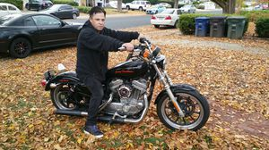 2014 Harley Davidson Sportster Superlow for Sale in Concord, CA