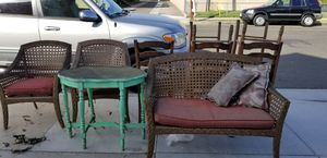 Outdoor furniture free! for Sale in Buena Park, CA