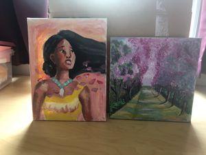 Acrylic Paintings for Sale in Alexandria, VA