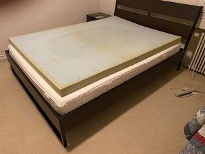 IKEA TRYSIL bed frame for Sale in Arlington, VA