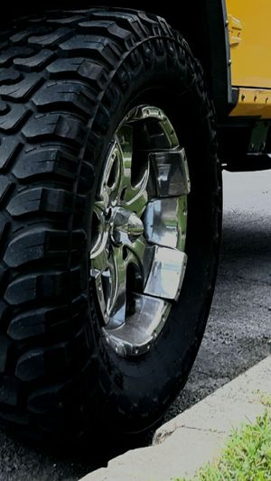 Jeep wrangler rims for sale for Sale in Dallas, TX