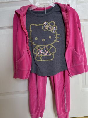 Girl's jogging suit for Sale in White Plains, MD