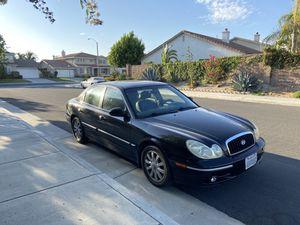 2002 Hyundai sonata for Sale in Corona, CA