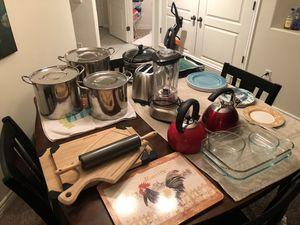A Bunch of Kitchen stuff for Sale in Draper, UT