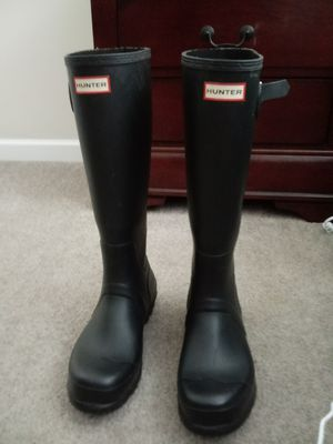 Hunter Rain Boots for Sale in Adams, TN