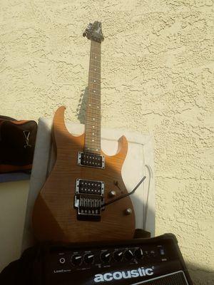 Ibanez RG320FM RG series Electrical guitar for Sale in Las Vegas, NV