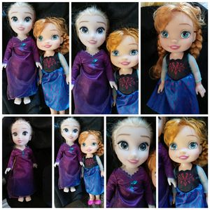 Elsa and Anna Dolls for Sale in Spokane, WA
