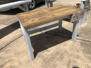 Toddler Desk ***Handmade Wood*** for Sale in Katy, TX