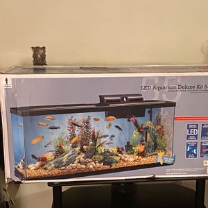 55 Gallon Tank for Sale in Lemoore, CA