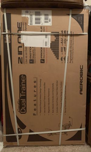 Cardio Dual Trainer brand new for Sale in College Park, GA