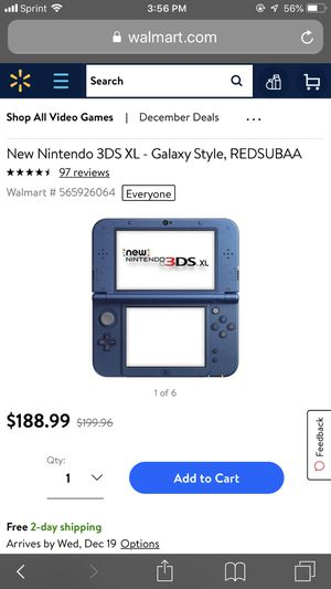 Nintendo 3DS XL for Sale in Warwick, RI