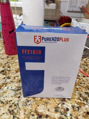 Water filter for fridge, new in box for Sale in Dobbs Ferry, NY