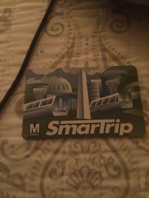 Smart trip card for Sale in Alexandria, VA