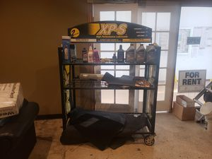 Metal heavy duty storage rack for Sale in Upland, CA