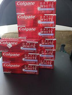Colgate OPTIC WHITE ADVANCED** for Sale in Winter Haven,  FL