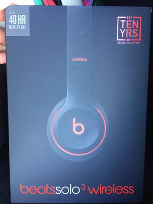 Beats solo3 wireless new. Offer up for Sale in Hayward, CA