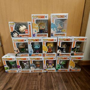 Dragon Ball Funko Pop for Sale in Puyallup, WA