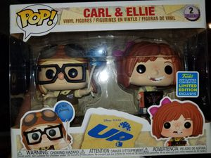 Carl and Ellie 2pk SDCC exclusive for Sale in Industry, CA