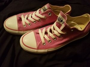 Pink Converse for Sale in Goldsboro, NC