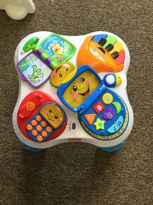 Fisher Price Play Table for Sale in Pittsburgh, PA