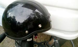 Small motorcycle helmet for Sale in Traverse City, MI
