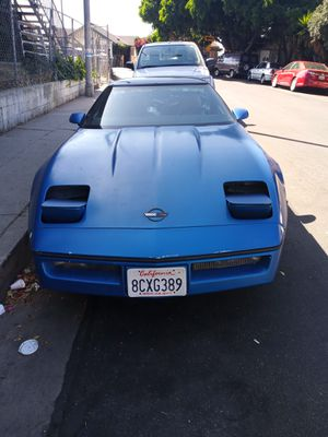 1985 Chevy Corvette for Sale in Los Angeles, CA