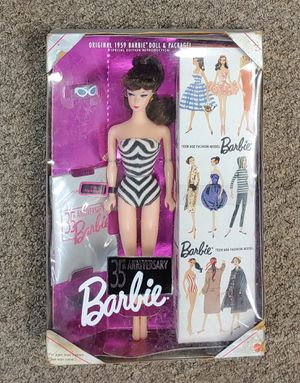 35th Anniversary Barbie for Sale in Glen Raven, NC
