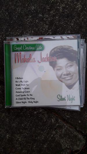 MAHALIA JACKSON Xmas music CD for Sale in Woodhaven, MI