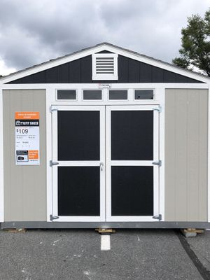 12 x 16 Tuff Shed TR-800 (free installation) for Sale in Silver Spring, MD