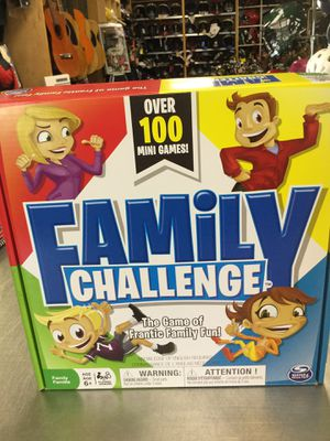 Family Challenge Game for Sale in Matawan, NJ