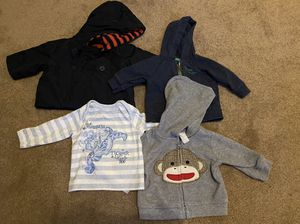 Baby clothes lot 0-3 months for Sale in Seattle, WA