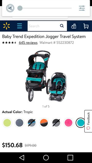 Stroller & Car Seat for Sale in Ashville, PA