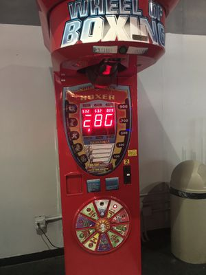 Boxing Game $300 for Sale in Davie, FL