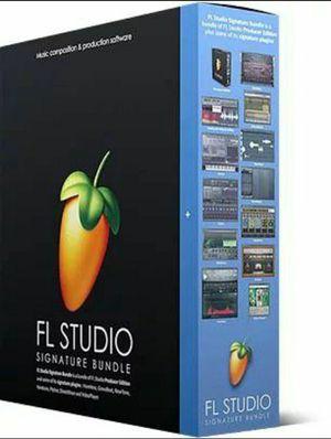 FL Studio 20 PC or MAC for Sale in Coral Gables, FL