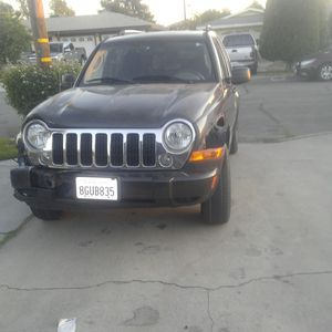 2007 jeep liberty parts for Sale in Fontana, CA