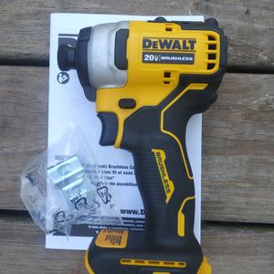 New 20v Brushless Atomic 1/4 Impact (Tool Only) for Sale in Oklahoma City, OK