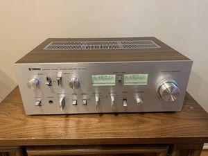Vintage Yamaha CA-610 II Natural Sound Series Stereo Integrated Amplifier for Sale in Los Angeles, CA