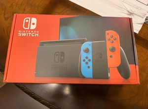 Nintendo Switch Red/Blue 32gb for Sale in Euless, TX