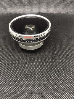 Kenko Digital Wide 0.5x Lens Adapter, Lens Adapter , for Sale in Los Angeles,  CA