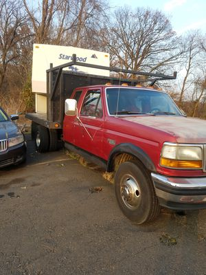 Ford F-350 diesel stick shift 1995 for Sale in Morrisville, PA