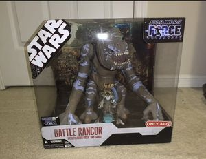 Star Wars Battle Rancor Force Unleashed Hasbro for Sale in MAGNOLIA SQUARE, FL