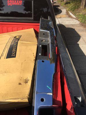 Silverado rear bumper 14-18 for Sale in Santa Clara, CA