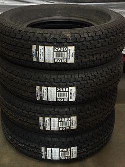 Freestar Trailer Tires ST225/75R15 10 Ply New for Sale in Placentia,  CA