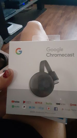 Google Chromecast for Sale in Vista, CA
