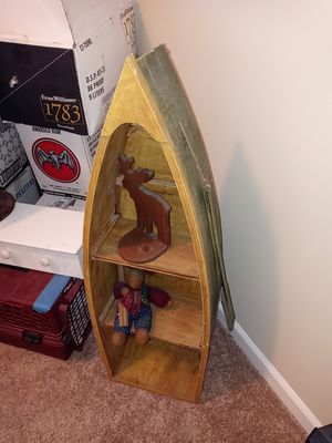 Wooden canoe for Sale in Murfreesboro, TN