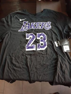 Lebron t shirt jersey nike for Sale in Los Angeles, CA