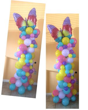 Organic Balloon Column for Sale in Hialeah, FL