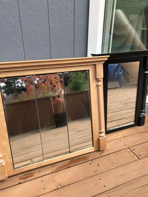 Free mirrors for Sale in Tacoma, WA